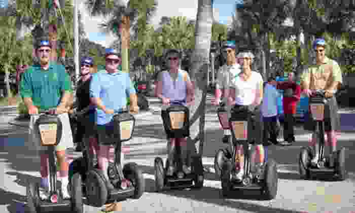 Naples Segway Tours - Naples Trolley Tours: $35 for a Two-Hour Segway Tour from Naples Segway Tours (Up to $74 Value)