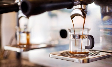Eight-Visit Punch Card or Two Pounds of Coffee at Trianon the Coffee Place (Up to 44% Off)