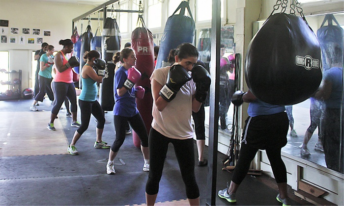 Boxing for Health - Oakland: 10- or 20- Class Pass or Three Private Training Sessions at Boxing for Health (Up to 76% Off)