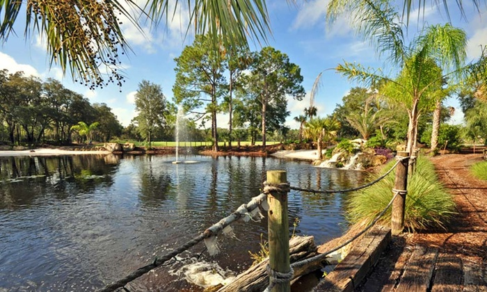 null - Tampa Bay Area: Stay at Champions World Resort in Kissimmee, FL, with Dates Available into May