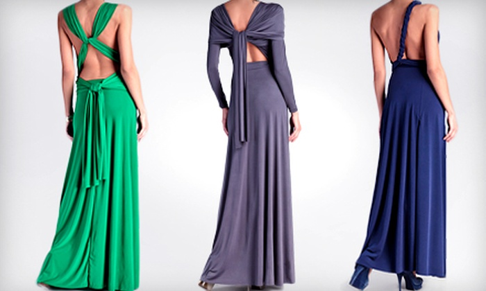 Von Vonni: Contemporary Clothing and Accessories from Von Vonni (Half Off). Two Options Available.