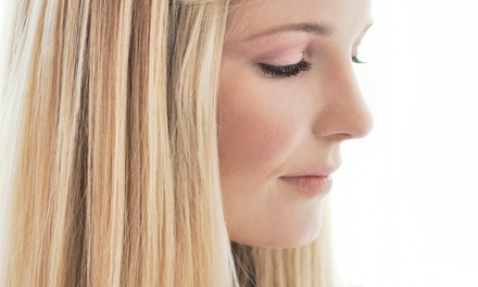 Haircut and Condition with Optional Partial Highlights or Root Touch-Up at Extreme Color Salon (Up to 61% Off)