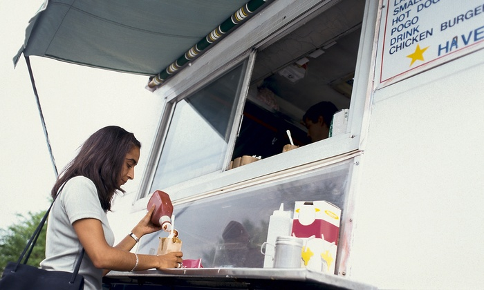 West Houston Food Truck Festival - Eldridge - West Oaks: $9 for Two Tickets to the West Houston Food Truck Festival on Sunday, April 13 ($16 Value)