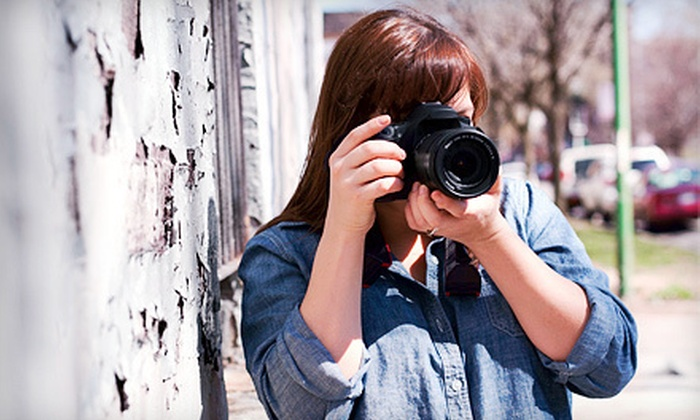 The Workshoppe - Balboa Park: $49 for a Three-Hour Photography Class and Walking Tour from The Workshoppe ($98 Value)