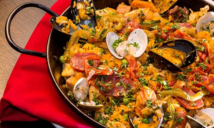Alegria Cocina Latina - Downtown Long Beach: Latin Cuisine at Alegria Cocina Latina (Up to 51% Off). Four Options Available.