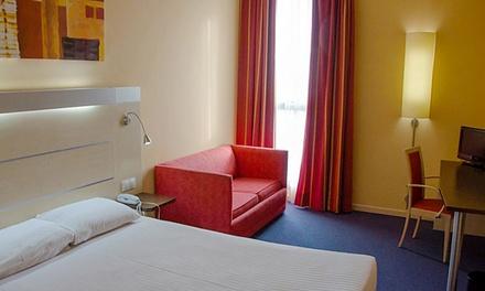 Zaragoza: 1 o 2 noches para dos con desayuno, detalle y late check-out en Hotel GIT Ciudad de Zaragoza