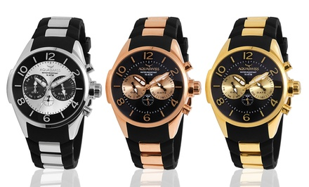 Aquaswiss Men's Trax Watch. Multiple Styles Available.