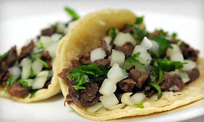 Agave Grill - Campbell: $10 for $20 Worth of Mexican Fare at Agave Grill in Clive