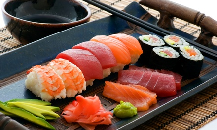 Sushi and Asian Cuisine at Sakana Sushi & Asian Bistro - St. Paul (Up to 45% Off). Four Options Available.