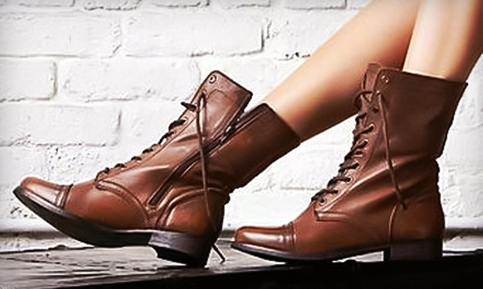 Shoeuphoria - St. Albert: Shoes and Accessories at Shoeuphoria (Half Off). Two Options Available.