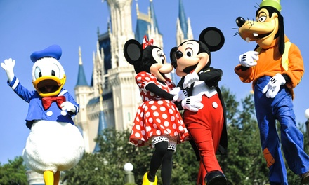 ✈ Disneyland Paris: 2 to 4 Nights with Return Flights, One Day Two Parks Ticket at Residhome Val dEurope*