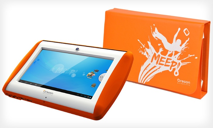 Meep! Kids' Tablet and Game Pro Case: $129 for a Meep! Android 4.0 Kids' Tablet and Game Pro Case ($174.98 List Price). Free Shipping and Free Returns.