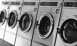Rego Park Laundromat: Two or Three Groupons, Each Good for $10 Worth of Drop-Off Laundry Services at Rego Park Laundromat (50% Off)