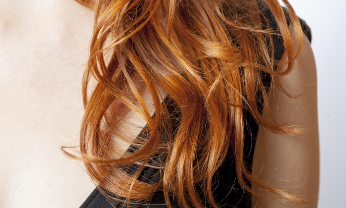 Elsie M. Vargas - Otay Ranch: Color and Blow-Dry from Exhort Optimum Hair & Style (55% Off)