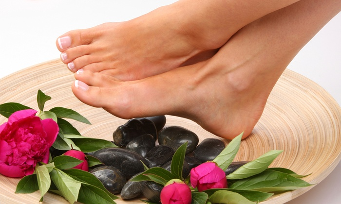 SVIP Foot Spa - Silverado Ranch: One or Three 60-Minute Reflexology Detox Foot Massages With Hot Stone at SVIP Foot Spa (Up to 49% Off)