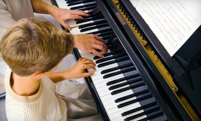 Bon Temps Musique - Broadmoor/Sherwood: $49.99 for Four Music Lessons at Bon Temps Musique ($100 Value)