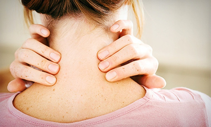 Rock Creek Spine and Rehabilitation Center - Midcities: Basic or Advanced Chiropractic Package at Rock Creek Spine and Rehabilitation Center (60% Off)