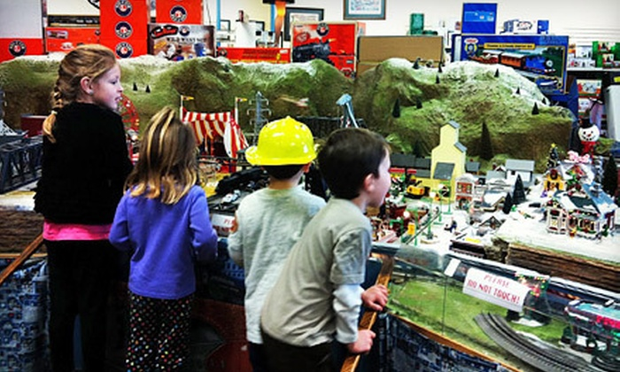 Southerland Station - Downtown Huntsville: $15 for $30 Worth of Toys and Model Trains at Southerland Station