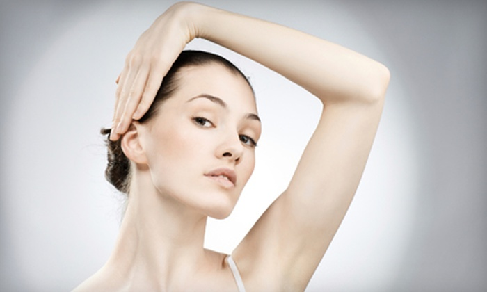 Harley Anti-Aging Institute - Pine Hills: Six Laser Hair-Removal Sessions at Harley Anti-Aging Institute (Up to 90% Off). Four Options Available.