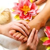 Up to 71% Off Massage, Gel Soak, and Pedicure