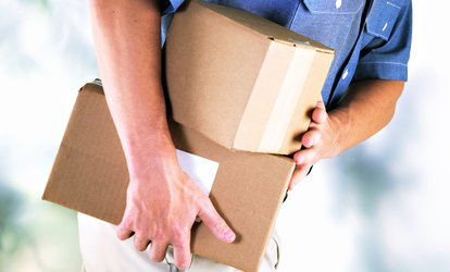 image for Shipping <strong>Services</strong> at EvaStar (Up to 59% Off)