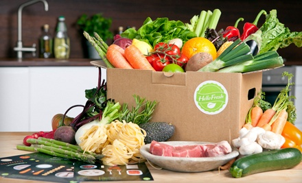 Non-Vegetarian or Vegetarian Cook-at-Home Meals from HelloFresh (51% Off)