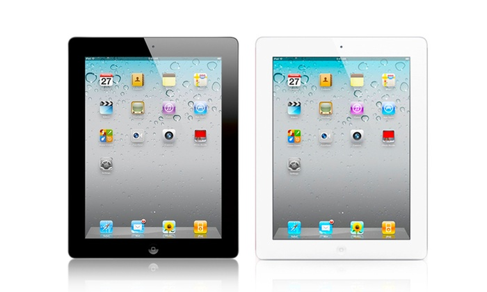 Groupon Goods Global Gmbh: Certified Refurbished Apple iPad 2 32GB for £239.99 With Free Delivery