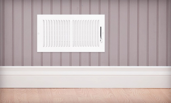 The Dirt Doctor - Preston And Stonebrook Center: Air-Vent and Duct Cleaning from The Dirt Doctor (Up to 79% Off). Three Options Available.
