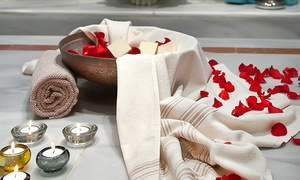 Joz Salon & Spa: Royal Hammam with Option for Body Massage or VIP Package at Joz Salon & Spa