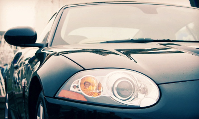 Detail Plus - Marion: $39 for Exterior Auto Detailing at Detail Plus in Marion ($80 Value)