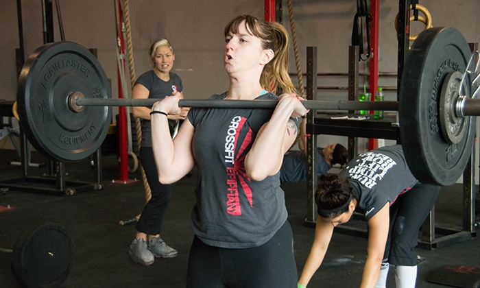 Crossfit Epiphany - Northcrest: One Month of Unlimited CrossFit Classes for One or Two at Crossfit Epiphany (Up to 64% Off)