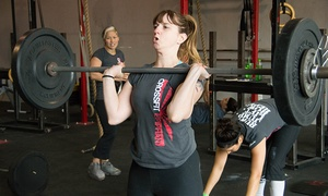Crossfit Epiphany: One Month of Unlimited CrossFit Classes for One or Two at Crossfit Epiphany (Up to 64% Off)
