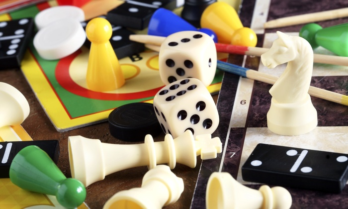The Game Gamut - Multiple Locations: $10 for $20 Worth of Board, Card, Strategy, and Puzzle Games and Collectibles at The Game Gamut