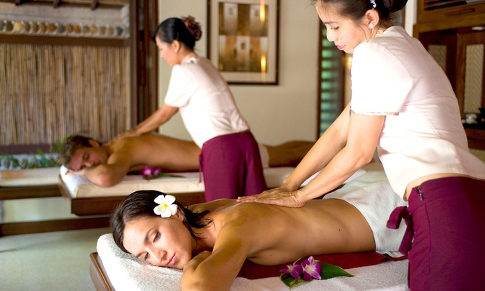 My Oasis Spa - Whittier: Spa Package, Couples Spa Package, or Ladies' Spa and Makeover Party for Four at My Oasis Spa (Up to 52% Off)