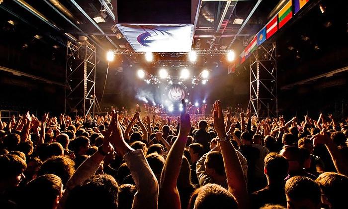 Live 105's Punk Rock Picnic - Shoreline Amphitheatre: $20 to Live 105's Punk Rock Picnic with The Offspring & More at Shoreline Amphitheatre on August 31 (Up to $33 Value)