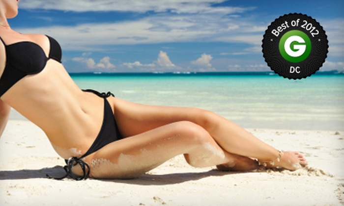 Madame Et Monsieur - International Pavilion: Two or Four Electro-Slim Body-Sculpting Sessions at Madame Et Monsieur (Up to 78% Off)