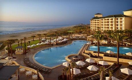Groupon Four Diamond Beachfront Resort In Florida
