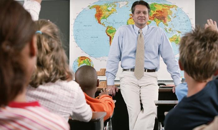Britehaus Education Center - Agincourt: Standardized Test Preparation or Tutoring from Britehaus Education Center (Up to 56% Off)