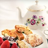 49% Off Tea Lunch for Two at With Flair Tea Room