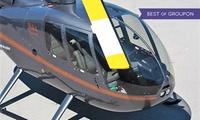Vuelo en helicóptero para 1, 2 o 3 personas por Barcelona desde 69 € en Audax Helicopters