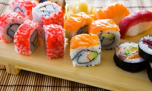 Private Cabana with $25 Worth of Sushi and American Food at Park Tavern (56% Off)