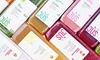 Jus By Julie **NAT**: Three- or Five-Day Juice Cleanse with Option for 12 Booster Shots from Jus by Julie (Up to 42% Off)