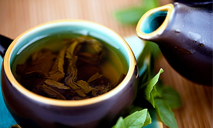 Steeped and Infused: $10 for $20 Worth of Loose-Leaf Teas from Steeped and Infused