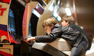Science Museum: 40 Years of Gaming: Adult or Concession, 23-30 July, Science Museum (Up to 19% Off)