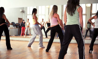 $36 for $72 voucher — <strong>ZUMBA</strong>