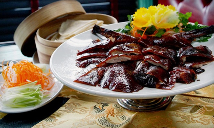 Miss Yip Chinese Cafe - Park West: Three-Course Chinese Meal for Two or Four with Valet Parking at Miss Yip Chinese Cafe (Up to 71% Off)