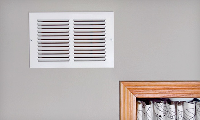 US Air Solutions - South Scottsdale: $49 for Air-Duct and Dryer-Vent Cleaning with an AC or Furnace Checkup from US Air Solutions ($318 Value)
