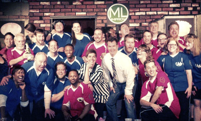 ComedyCity - Kansas City: Improv Show for Two or Four or Five-Week Comedy Workshop at ComedyCity (Up to 51% Off)