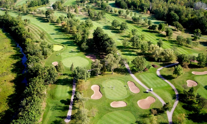 Willodell Golf Club - Niagara Falls: 18-Hole Round of Golf, Cart, and Range Use for One or Two at Willodell Golf Club of Niagara (Up to 51% Off)