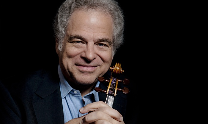 Itzhak Perlman  - Jesse H. Jones Hall: Itzhak Perlman on Saturday, October 22, at 7 p.m.